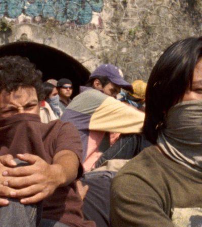 'La Jaula de Oro', una película sobre migrantes, arrasa en la entrega de los premios 'Ariel'