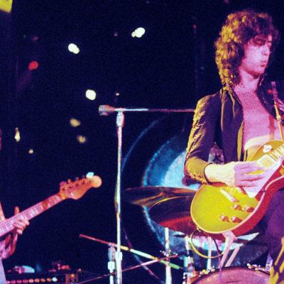 Lanzan nuevo video de Led Zeppelin para 'Whole lotta love'