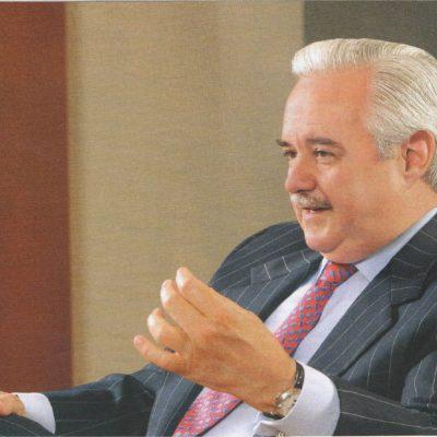 Fallece en Madrid Lorenzo Zambrano, director general de Cemex y uno de los 10 más ricos en México, encumbrado en la era Salinas