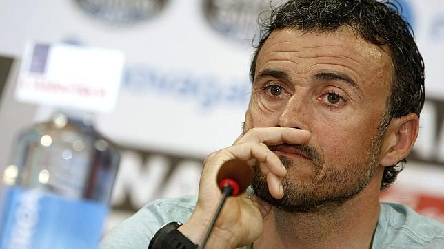 Luis Enrique sería presentado como el nuevo director técnico del Barcelona