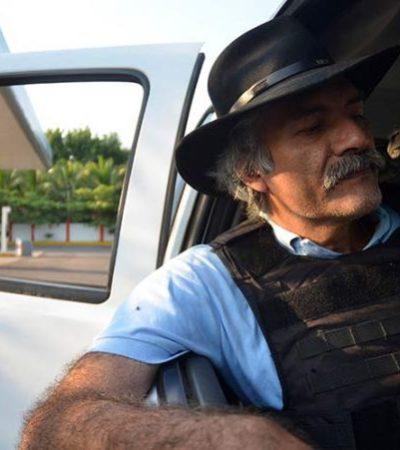 Anticipa Mireles que junto con Hipólito se unirá a la Policía Rural en Michoacán