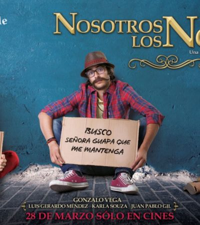 Confirman secuela de la taquillera 'Nosotros los Nobles'