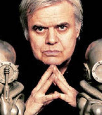 Muere el artista suizo H. R. Ginger, creador del 'Alien' de Ridley Scott