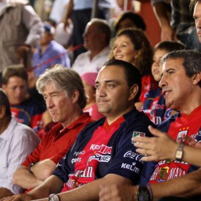 DARÁ BORGE MÁS DINERO AL ATLANTE: El descendido Potros permanecería en Cancún al menos 2 años más con apoyo prometido del Gobernador