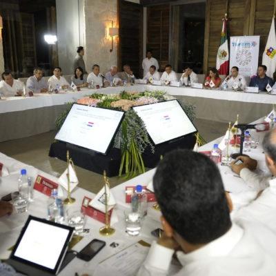 PIDE BORGE 'CIELOS ABIERTOS': Plantea Conago a Sectur 'excepciones a libertades aéreas' para fortalecer conectividad de los destinos