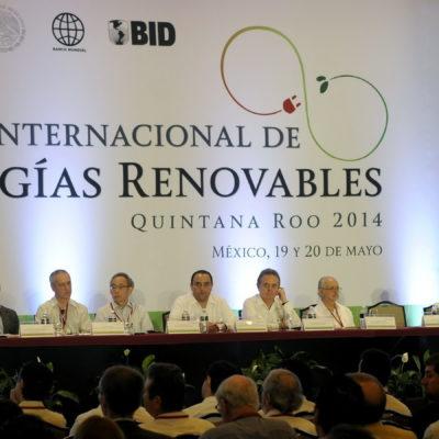Buscan generar para el 2018 el 33% de electricidad con fuentes de energía renovables