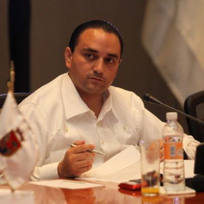 BAÑO DE REALIDAD A BORGE: Mientras elogia política económica de EPN, Fitch Ratings ratifica calificación negativa a finanzas de Quintana Roo