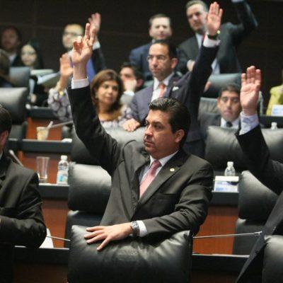 'LUZ VERDE' A REFORMA POLÍTICO-ELECTORAL: Fija Senado facultades del nuevo INE y reglas para elecciones del 2015