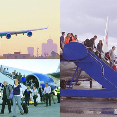 CRECE 10% FLUJO TURÍSTICO: Al primer trimestre, México recibió 3.7 millones de viajeros extranjeros