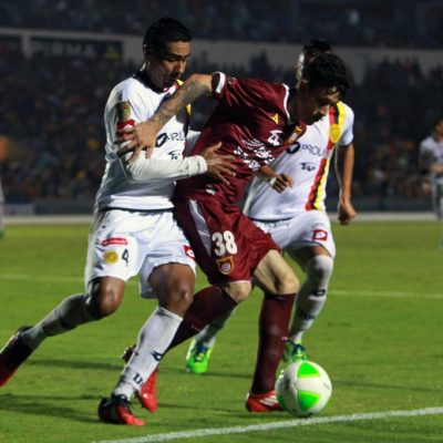 SUSPENSO EN EL ASCENSO: Empatan sin goles Estudiantes y U. de G. en partido de ida