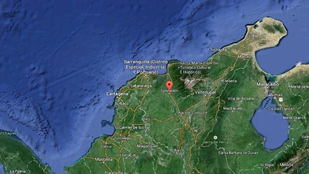 TRAGEDIA EN COLOMBIA: Se incendia autobús repleto de niños; 32 muertos y 24 heridos