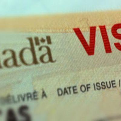 Mexicanos con antecedentes de viaje a Canadá y EU tendrán facilidades para tramitar visa  al país de la hoja de maple