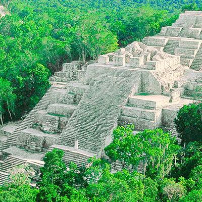 CALAKMUL, PATRIMONIO DE LA HUMANIDAD: Declaran 'Bien Mixto' a la Reserva de la Biósfera en Campeche