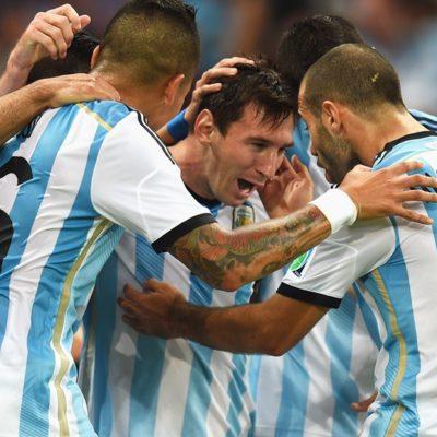 LOS HACEN SUFRIR, PERO SACAN EL TRIUNFO: Gana Argentina su primer partido 2-1 ante Bonia por el factor Messi