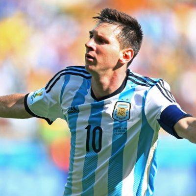 SUFREN PARA GANAR: Con gol de último minuto de Messi, Argentina se impone a Irán en el Mundial