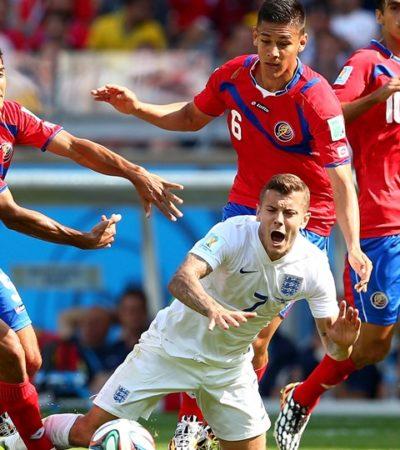 COSTA RICA COMPLETA LA HAZAÑA: Al empatar 0-0 con Inglaterra, terminan 'ticos' líderes del 'Grupo de la Muerte'