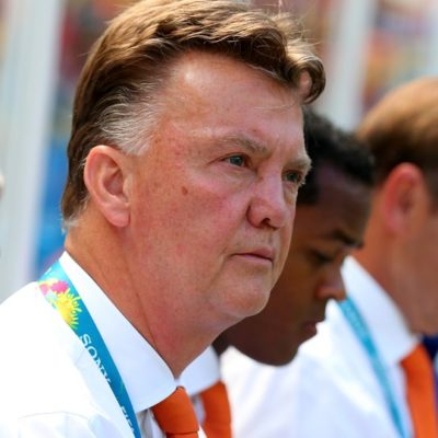 Atribuye Louis van Gaal triunfo ante México a la mejor preparación física de sus jugadores
