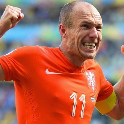 CONSUMAN EL… ROBBEN: No planea FIFA sancionar al holandés tras aceptar que penal contra México fue un 'clavado'
