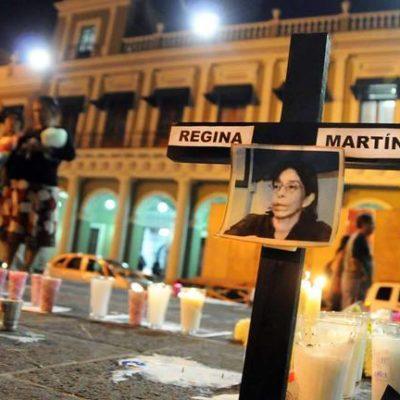 Otorgan amparo a familiar de periodista Regina Martínez en Veracruz