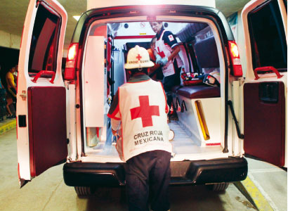 Permanecen hospitalizados baleados de la Región 234; uno de ellos, grave