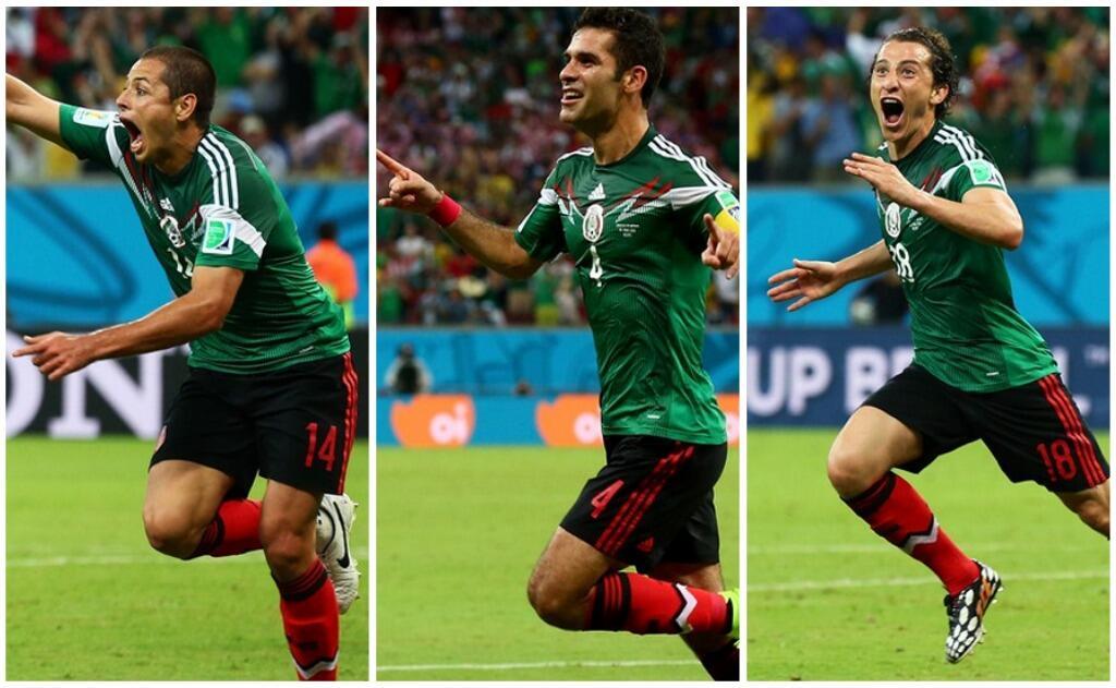 ESTÁ MÉXICO EN OCTAVOS: Derrota 3-1 a Croacia y, por diferencia de goles, es segundo de grupo y enfrentará a Holanda