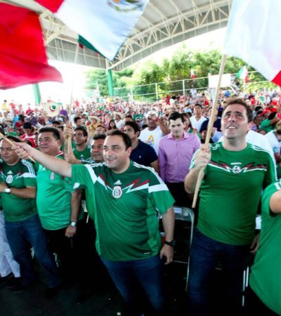 Rompeolas: El Mundial y la 'Selección' de Borge para las próximas elecciones