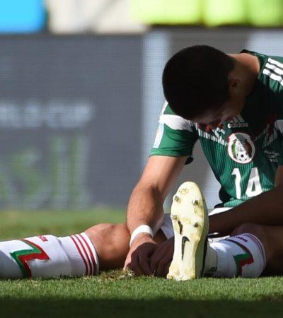 MÉXICO, ELIMINADO: Con fuerte remontada de Holanda y un polémico penal en los últimos minutos, el TRI es derrotado 2-1