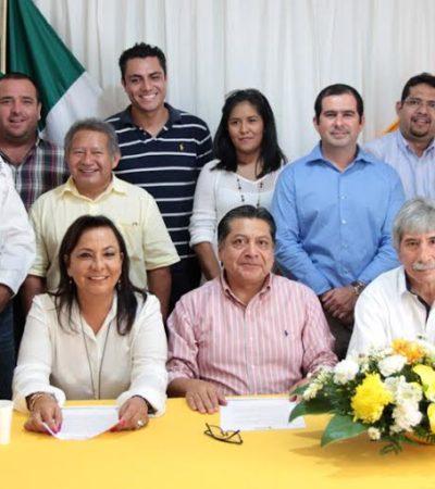 'JUDICIALIZACIÓN DE LA POLÍTICA' EN QR: Responsabiliza PRD a Borge de la persecución contra líderes de oposición