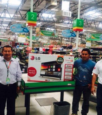 COMPRA TELEVISOR POR ¡69 CENTAVOS!: Consumidor acude a Profeco para exigir le respetaran precio puesto por error