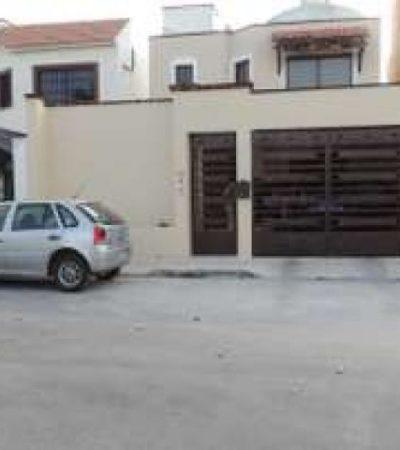 Disparan contra vivienda en fraccionamiento Santa Fe en Cancún