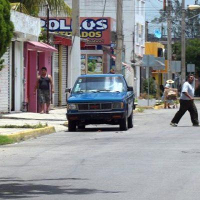 Documentan creciente inseguridad en las regiones 95 y 248 de Cancún