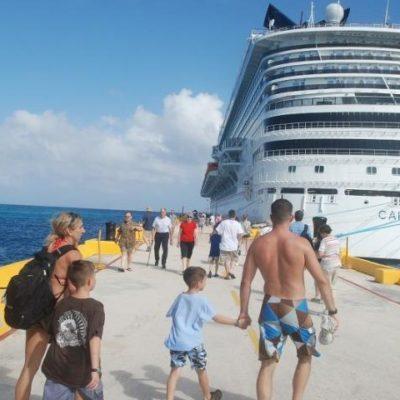 Desplaza Ensenada a Mahahual como el segundo puerto de cruceros del país