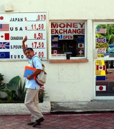 CIERRAN CASAS DE CAMBIO: Candados fiscales al manejo de dólares sepultarían el negocio