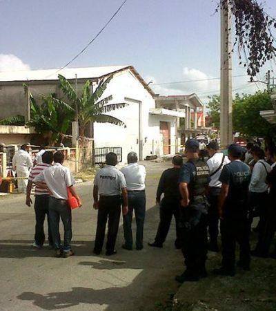 Revelan detalles del asesinato y suicidio en el seno de una familia en Chetumal