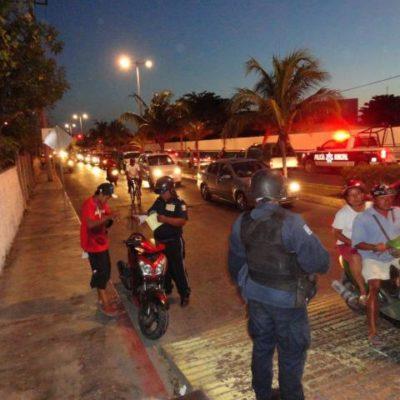 Empezarán a aplicar el alcoholímetro en Cozumel esta semana