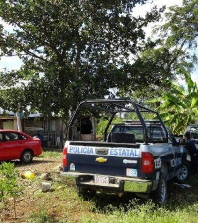 Se ahorca a los 28 años en el poblado de Pucté