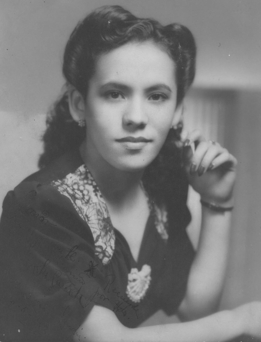 ADIÓS A LA REINA DEL BOLERO: A los 92 años, fallece María Luisa Landín, célebre por 'Amor Perdido'