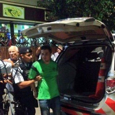 Detienen en Brasil a dos ex diputados del PAN por manosear a una mujer