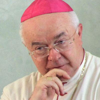 CAE OTRO PEDERASTA DEL CLERO: Por abusar sexualmente de menores, expulsa El Vaticano a ex nuncio polaco en República Dominicana