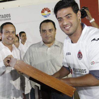 CARLOS VELA, 'HIJO CONSENTIDO DE CANCÚN': Distinguen Borge y Paul Carrillo al jugador que despreció a la Selección y al Mundial