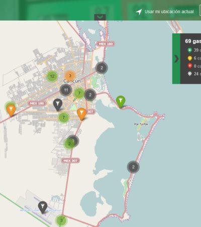 'GASOLINAAPP', PARA QUE NO TE ESTAFEN: Lanzan aplicación para tener en la mira a las gasolineras