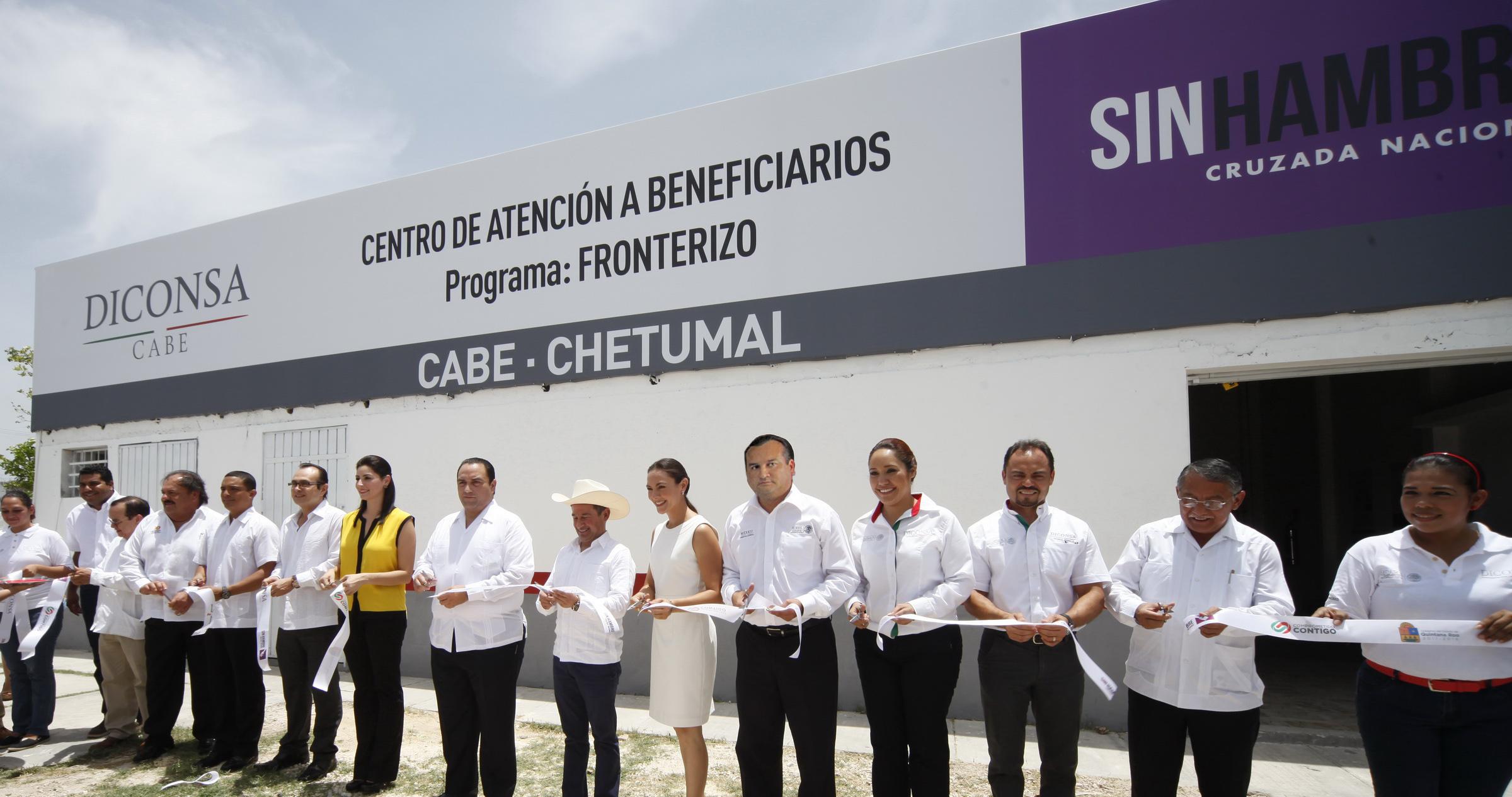 PIFIA EN LA VOCERÍA DEL GOBIERNO: Distribuyen foto burdamente retocada del delegado de Sedesol en QR en evento del Gobernador