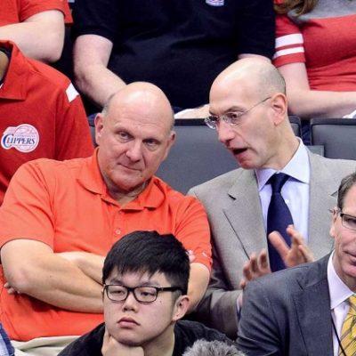 CIERRAN CAPÍTULO DE RACISMO EN LA NBA: Aprueban venta de los Clippers de los Ángeles a Steve Ballmer por 2 mil mdd
