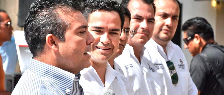 TAPA MAURICIO A 'CHANITO': Pese a obras inconclusas, niega Alcalde desvíos en deuda pública de anterior gobierno