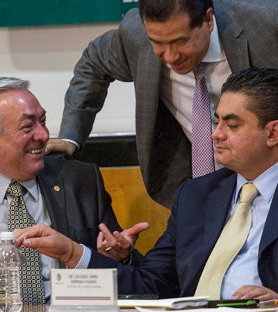 Aprueban diputados en comisiones tercer dictamen energético que expide leyes de Pemex y CFE