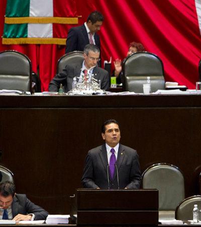 MARATÓNICA 'PLANCHADA' EN EL CONGRESO: Tras casi 20 horas de debate, aprueban diputados Ley de Hidrocarburos