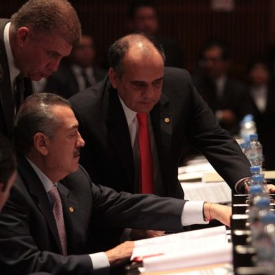 NADA DETIENE APLANADORA ENERGÉTICA: Aprueban diputados en comisiones primer dictamen sobre Ley de Hidrocarburos