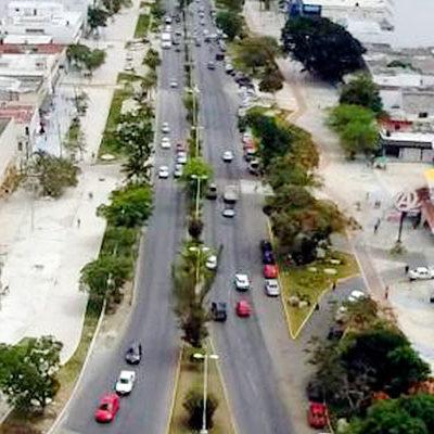 """""""OBRA MAL PLANEADA"""": Ante atraso de 3 meses y afectaciones a negocios, pide PRD fiscalizar recursos de la remodelación del centro de Cancún"""