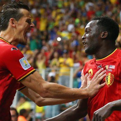 EU TAMBIÉN SE QUEDA EN LA ORILLA: En tiempos extras, despide Bélgica 2-1 a los estadounidenses y enfrentarán a Argentina