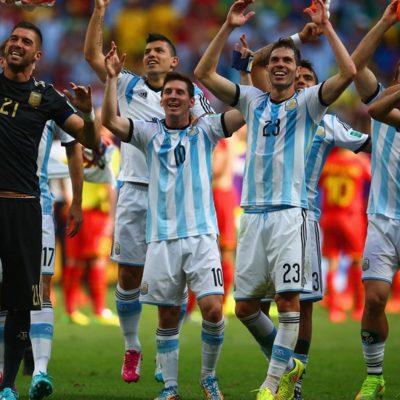 DESPIERTA HIGUAÍN Y HACE LA PROEZA: Tras 24 años, Argentina clasifica a semifinales al vencer 1-0 a Bélgica